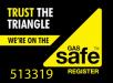 GAS SAFE 513319